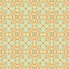Vector seamless vintage pattern