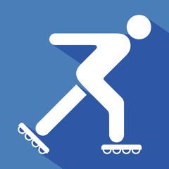 Logo roller.