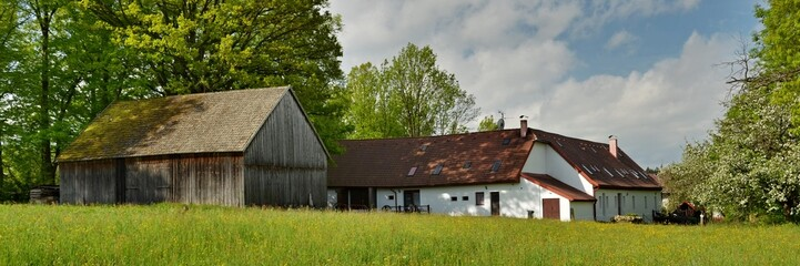 Historical Rural Buildings
