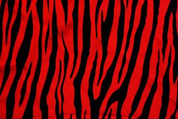 tiger fabric texture