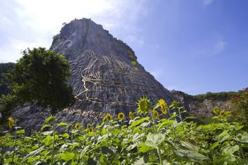 Тайланд. Скала Будды в Паттайе