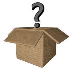 Interrogative box