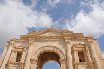 Triumphbogen in Jerash