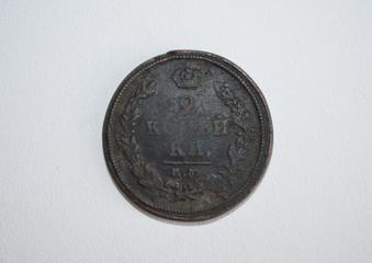 Древние монеты 200 лет