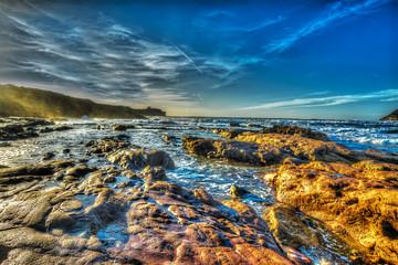 scenic shore