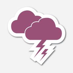 Logo météo.