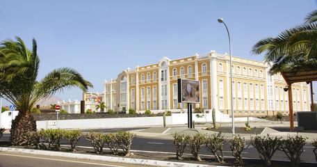 Edificio en Arrecife, Lanzarote, Islas Canarias