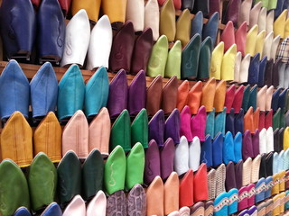 Shoes of Fes