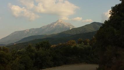 Mountain athos