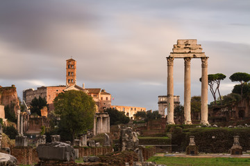 Tempel am Forum Romanum