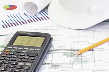 Analyzing Construction Progress Program