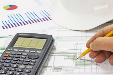 Analyzing Construction Progress Plan