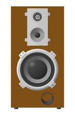 powerfull loudspeaker