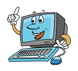 Computer Smile