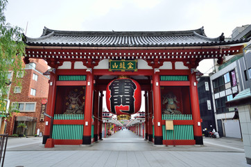 Papiers peints Edifice religieux 雷門