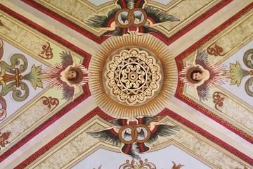 Iglesia de Dolores y el Perpetuo Socorro - Ceiling Decor