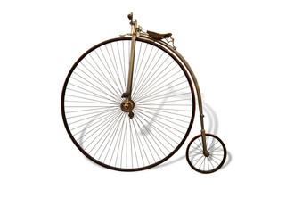 Printed roller blinds Bicycle Vintage bicycle