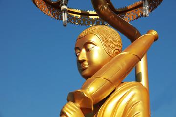 face of image buddha