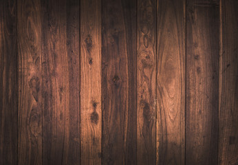 Aged texture of wooden background