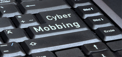 ek68 EnterKey - Cyber Mobbing - schwarz - g2908