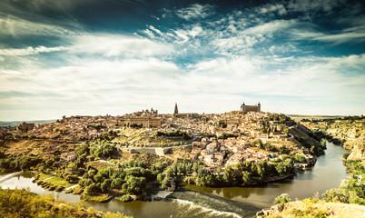 views of Toledo