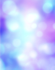 Abstract blur blue violet background pattern