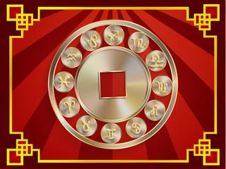 illustration: zodiac