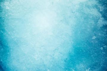 Textured ice