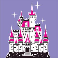 Castle pink tops