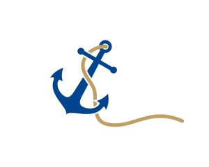 anchor logo template