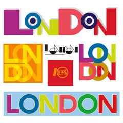 London text.