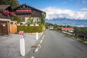 Amazing panorama near Innsbruck