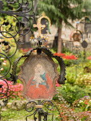 St Peter Cemetery Salzburg