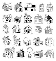 House icon, vector illustration.