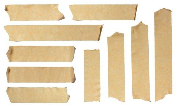 Ripped Masking Tape