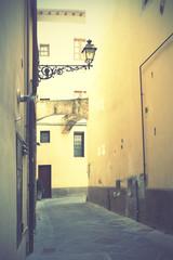 Wall Mural - Old side street