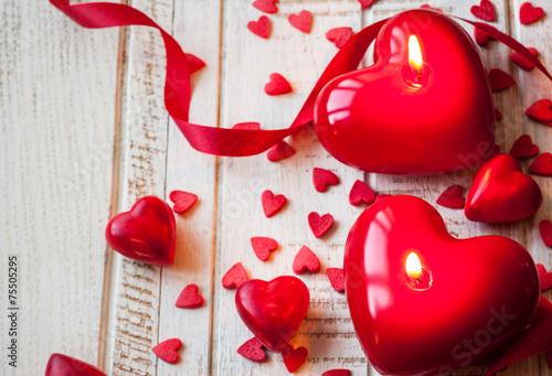 сердце свеча доски  № 3937787  скачать