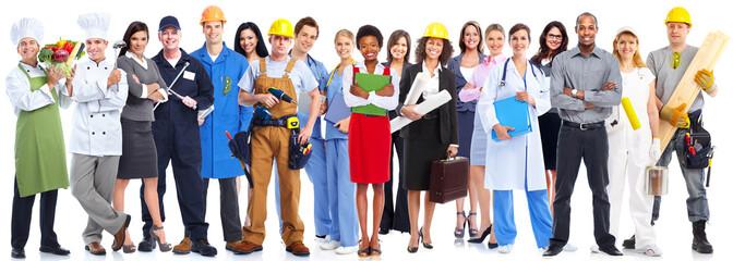 Про рабочих