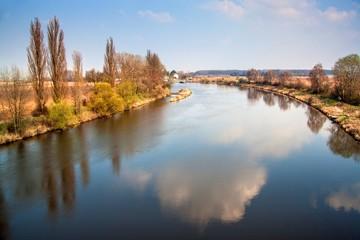 Labe (Elbe) river