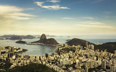 Beautiful view of Rio de Janeiro, Brazil