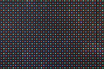 LED RGB display