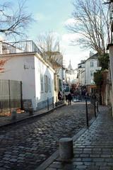 Paris Butte Montmartre