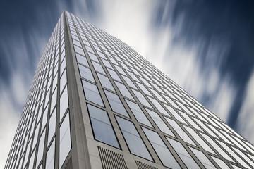 Hochhaus Fensterfront