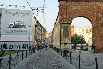 Porta Ticinese, Milano, Italy