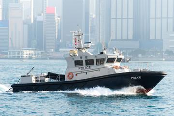 Marine Police in Hong Kong (香港海上警察)