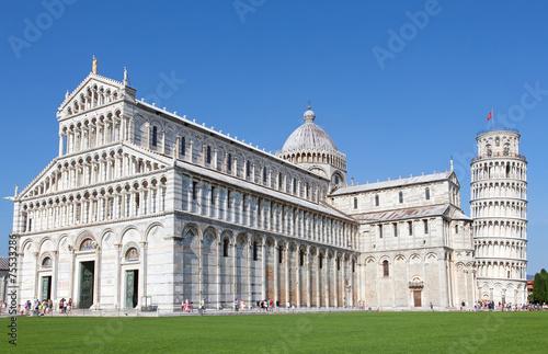La prima linea di Pisa