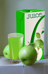 juice of apples
