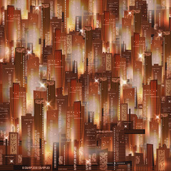 Cityscape background