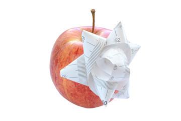 Apfel und diät