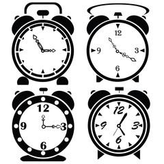 alarm clock icons
